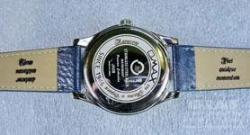 Гравировать часы Tissot