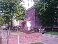 Лазерная гравировка Минск Сурганова 27 поворот перед баней
