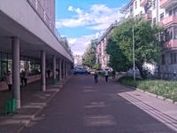 Лазерная гравировка Минск Сурганова 27 вид на Хмельницкого со стороны метро