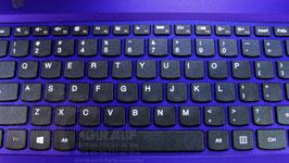 Лазерная гравировка клавиатуры Lenovo в Минске